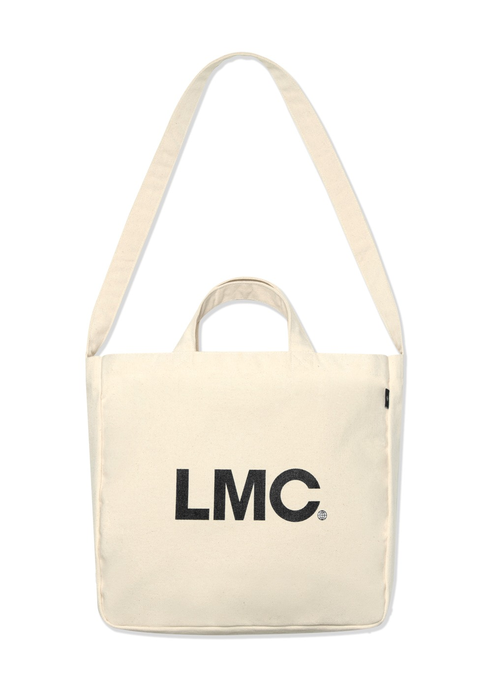 LMC OG CANVAS ECO BAG ivory