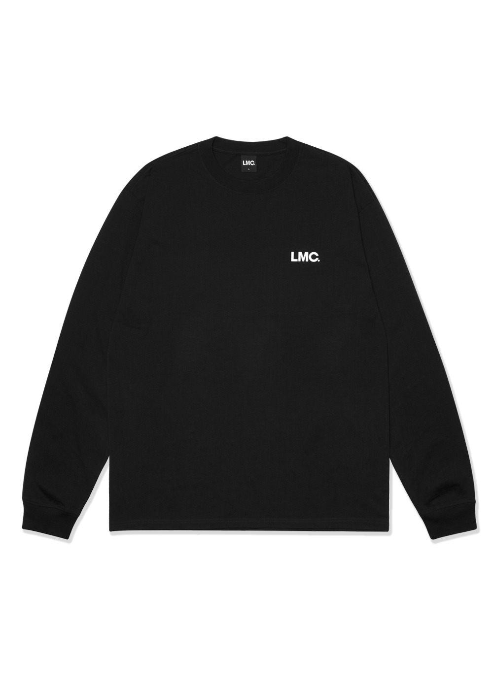 LMC BASIC OG LONG SLV TEE black