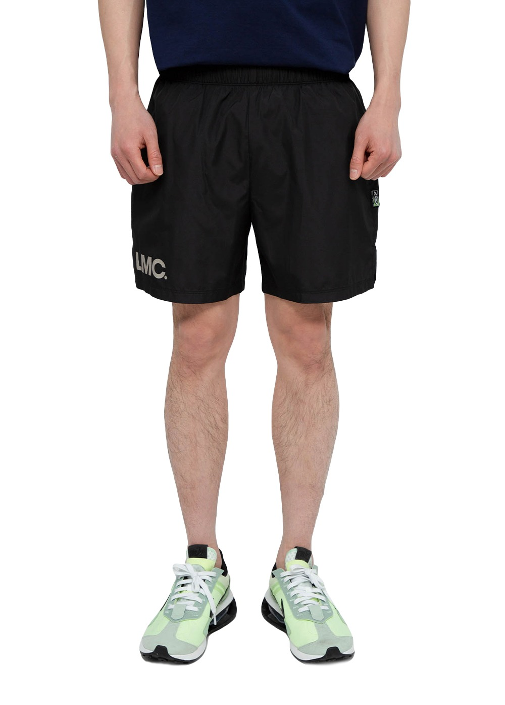 LMC ACTIVE GEAR SPORTS SHORTS black